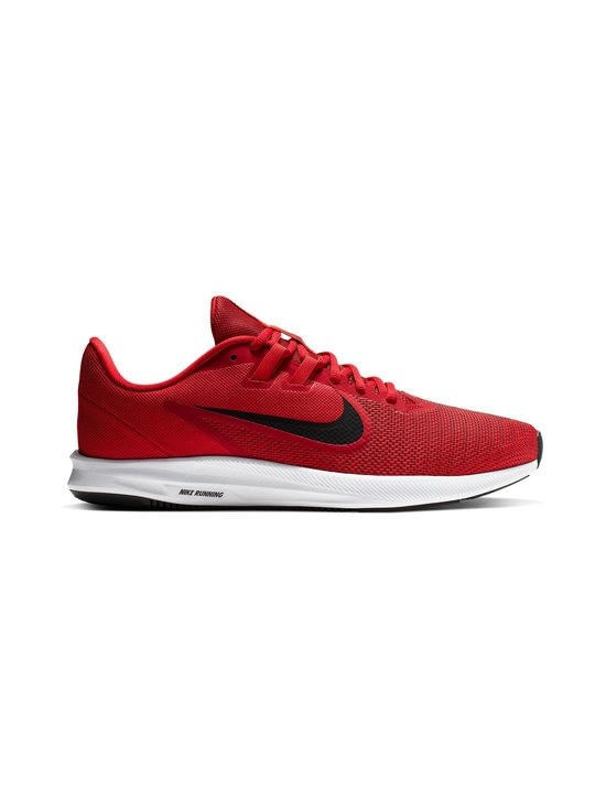Nike - Downshifter 9 -sneakerit - 600 GYM RED/BLACK-UNIVERSITY RED-WHITE | Stockmann - photo 1