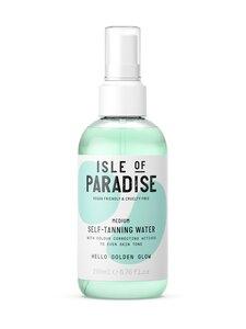 Isle of Paradise - Medium Self Tanning Water -itseruskettava vesi 200 ml | Stockmann
