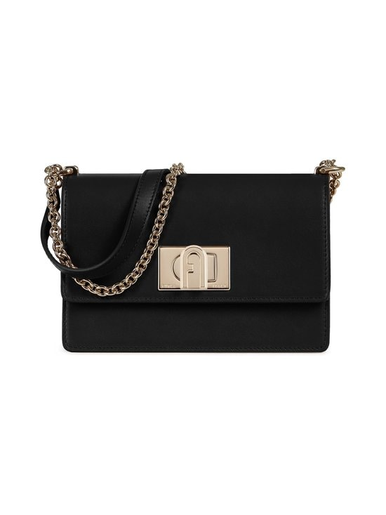 Furla - Mini Crossbody -nahkalaukku - NERO | Stockmann - photo 1