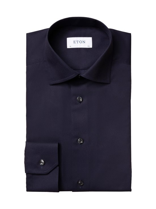 Eton - Slim-kauluspaita - 29 NAVY | Stockmann - photo 1
