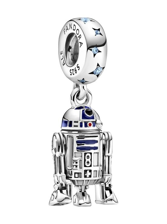 Pandora - Star Wars R2-D2 Dangle Charm -riipus - MULTICOLOR | Stockmann - photo 1