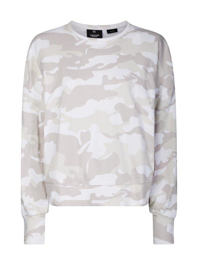 Cropped Pullover -collegepaita