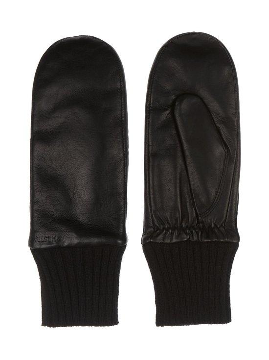 Hestra - Tina-nahkakäsineet - 100 BLACK | Stockmann - photo 1