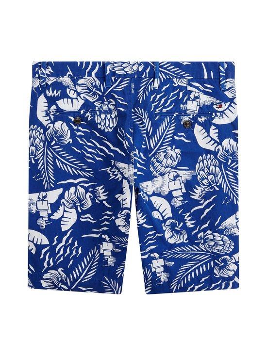 Tommy Hilfiger - Hawaiian Print -shortsit - C7D PHTHALO BLUE   Stockmann - photo 2