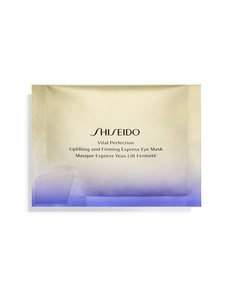 Shiseido - Vital Perfection Uplifting and Firming Express Eye Mask -silmänympärysnaamio 12 kpl | Stockmann