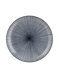 Tokyo Design Studio - Sendan-lautanen 15,5 cm - MUSTA/VALKOINEN | Stockmann