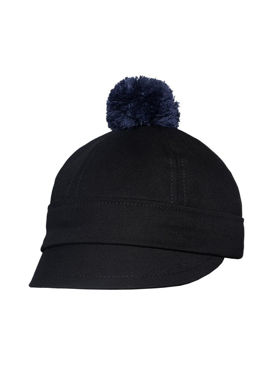 Costo - Asmat-hattu - BLACK DENIM WITH DARK GREY BOBBLE | Stockmann - photo 1