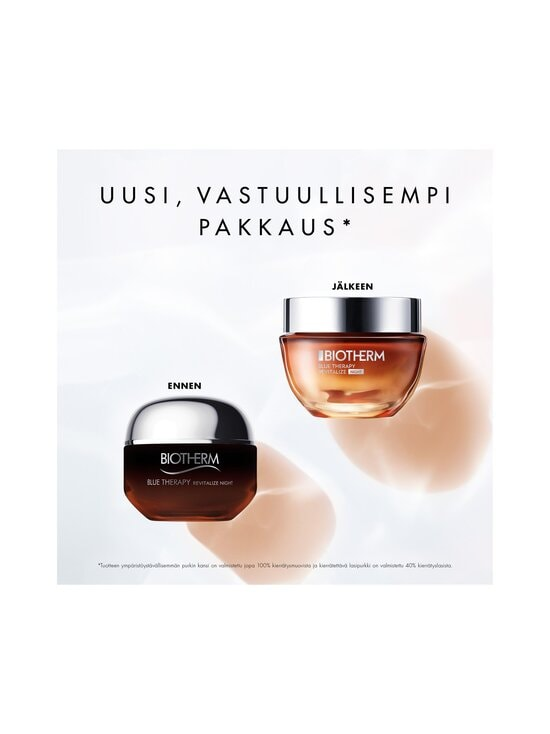 Biotherm - Blue Therapy Amber Algae Revitalize -yövoide 50 ml - NOCOL | Stockmann - photo 2