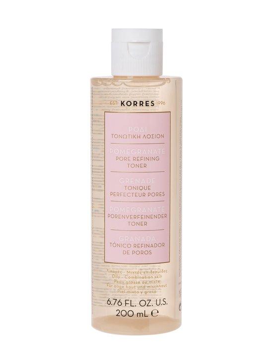 Korres - Pomegranate Tonic Lotion -kasvovesi 200 ml - NOCOL | Stockmann - photo 1