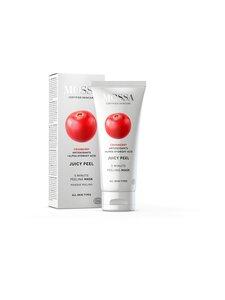Mossa - Juicy Peel 5 Minute Peel Mask -kasvonaamio 60 ml | Stockmann
