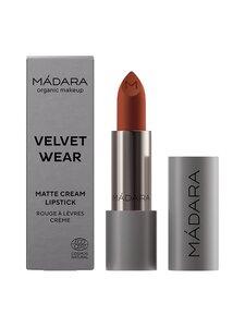 Madara - Velvet Wear Cream Lipstick, N33 -huulipuna - 33 MAGMA | Stockmann