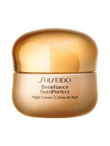 Shiseido - Benefiance Nutriperfect Night Cream -yövoide 50 ml | Stockmann
