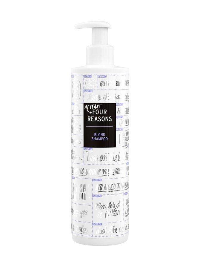 Blond -shampoo vaaleille hiuksille 500 ml