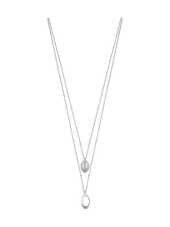 Snö Of Sweden - Dion Double Pendant -kaulakoru - PLAIN S | Stockmann - photo 1