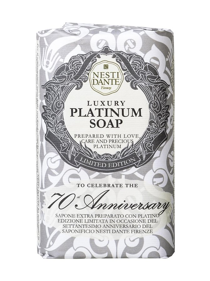 Luxury Platinum Soap -palasaippua 250 g