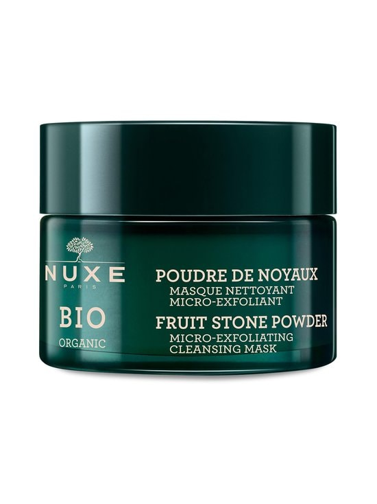 Nuxe - Bio Organic Fruit Stone Powder Micro-Exfoliating Cleansing Mask -kasvonaamio 50 ml - NOCOL | Stockmann - photo 1