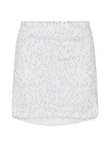 J.Lindeberg - Amelie Mid Golf Skirt Print -hame - U198 ANIMAL GREY WHITE | Stockmann