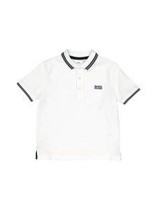 Hugo Boss Kidswear - Pikeepaita - 10B WHITE | Stockmann