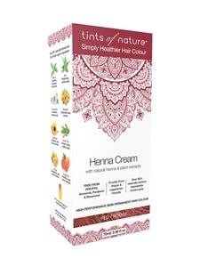 Tints Of Nature - Hennavoide, Red 70 ml | Stockmann