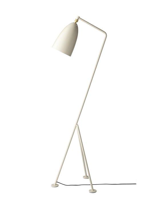 Gubi - Gräshoppa Floor Lamp -lattiavalaisin 125 cm - OYSTER WHITE SEMI MATT | Stockmann - photo 1