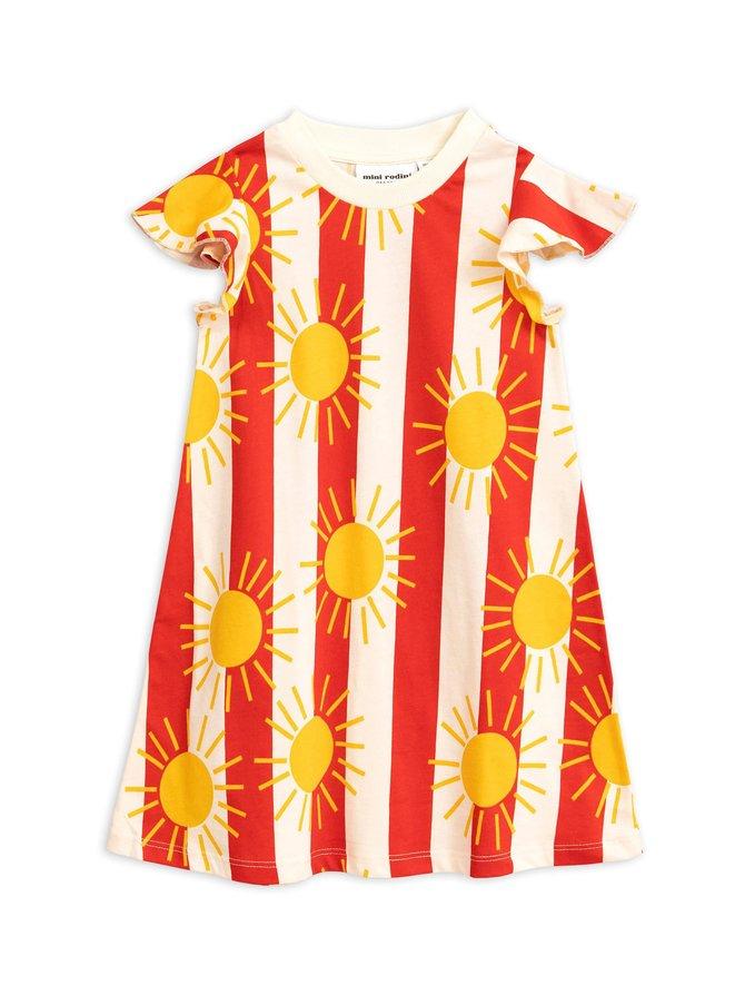 Sun Stripe Wing -mekko