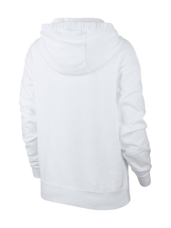 Nike - W Sportswear Swoosh Hoodie -huppari - 100 WHITE/BLACK | Stockmann - photo 2