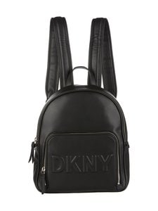 Dkny - Tilly Dome Backpack -reppu - BSV - BLACK/SILVER | Stockmann