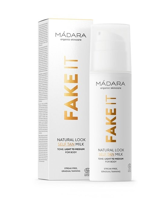 Madara - Natural Look Self-Tan Milk -itseruskettava voide 150 ml - NOCOL | Stockmann - photo 1