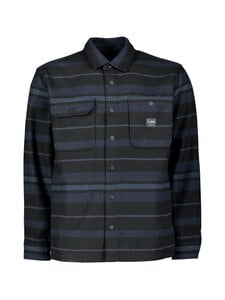 Lee - Overshirt Box Pocket -kauluspaita - SKY CAPTAIN BLUE | Stockmann