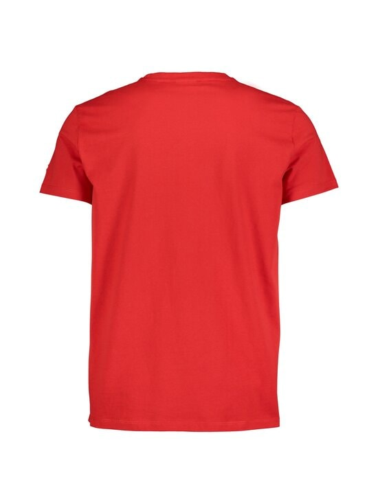 Superdry - Sportstyle Embossed Tee -paita - OPI RISK RED | Stockmann - photo 2