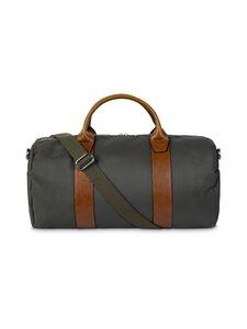 STEELE & BOROUGH - The Forrest Duffel Bag -laukku - GREEN | Stockmann