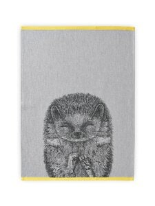 Finlayson - Siili-keittiöpyyhe 50 x 70 cm, 2 kpl - BLACK/WHITE | Stockmann