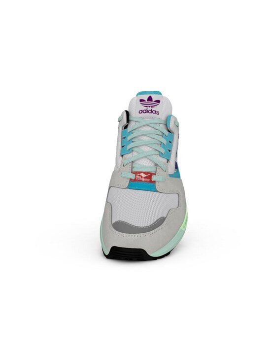 adidas Originals - ZX 8000 -sneakerit - CLOUD WHITE/PURPLE/LIGHT AQUA | Stockmann - photo 5