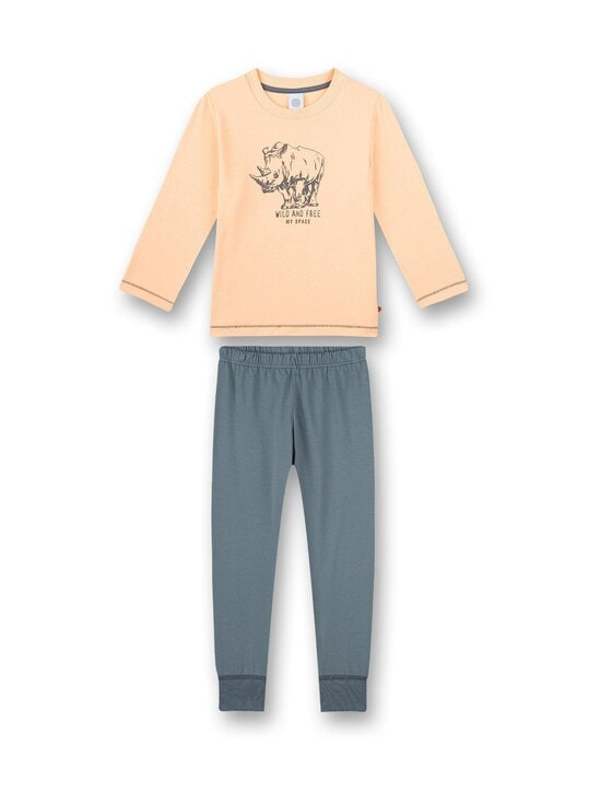 Sanetta - Wild at Heart -pyjama - 38053 NEON MELON | Stockmann - photo 1