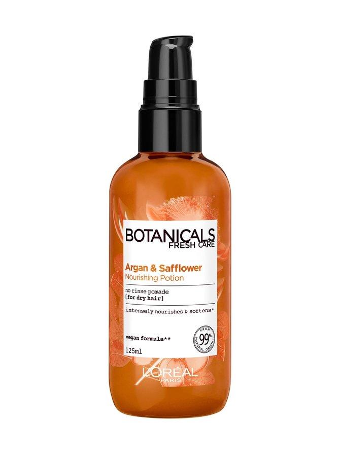 Botanicals Argan Safflower -hoitovoide 125 ml