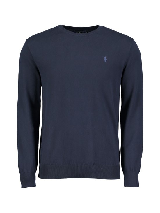 Polo Ralph Lauren - Puuvillaneule - HUNTER NAVY | Stockmann - photo 1