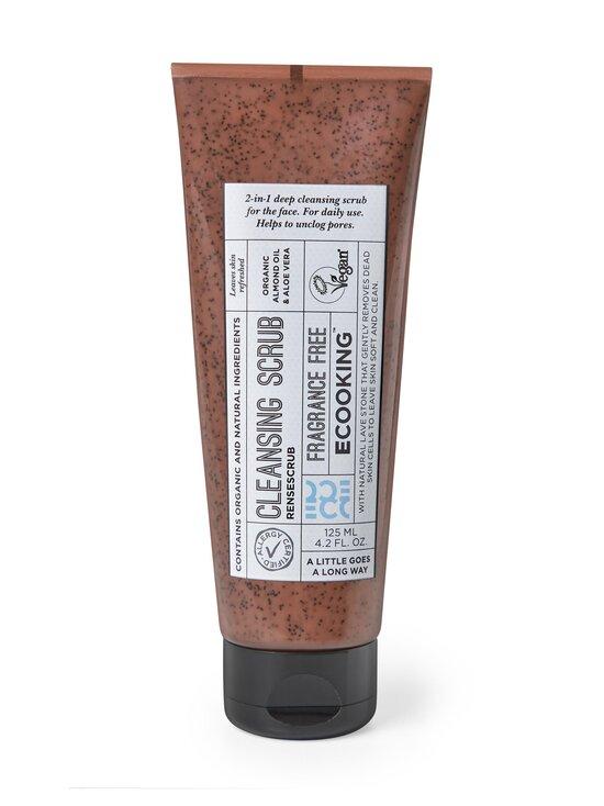 Ecooking - Cleansing Face Scrub -kuoriva puhdistusaine 125 ml - NOCOL | Stockmann - photo 1