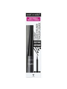 Wet n Wild - MegaLiner Liquid Eyeliner -nestemäinen silmänrajauskynä | Stockmann