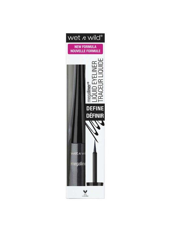 Wet n Wild - MegaLiner Liquid Eyeliner -nestemäinen silmänrajauskynä - BLACK | Stockmann - photo 1