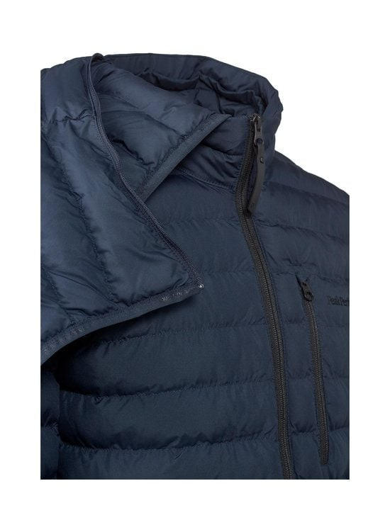Peak Performance - M Rivel Liner Jacket -takki - 2N3 BLUE SHADOW | Stockmann - photo 3