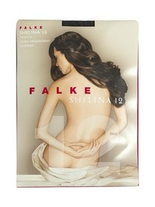Falke - Shelina 12 den -sukkahousut - BLACK | Stockmann