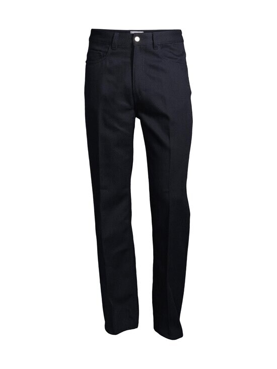 Ami - Pantalon Droit -housut - NAVY/410 | Stockmann - photo 1