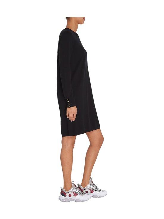 Tommy Hilfiger - Soft Cotton Dress -mekko - BDS BLACK | Stockmann - photo 4