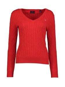 GANT - Neule - BRIGHT RED | Stockmann