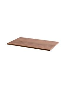 Maze - Pythagoras Desk -seinähylly - WALNUT | Stockmann