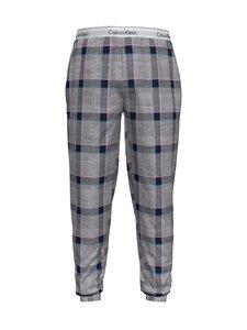 Calvin Klein Underwear - Pyjamahousut - JRX TINTON PLAID/ GREY HEATHER | Stockmann