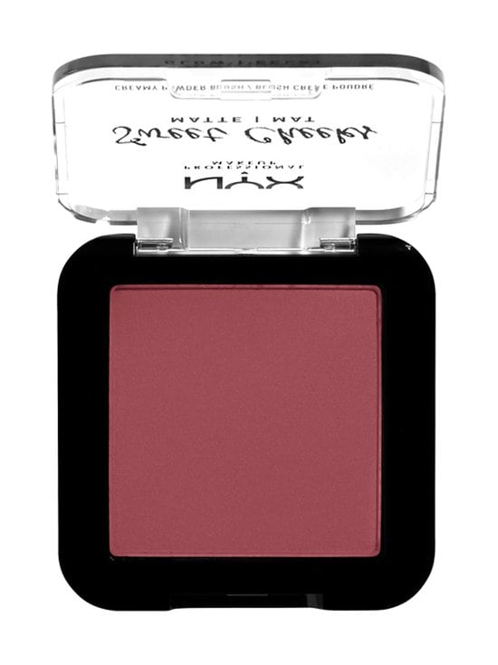 NYX Professional Makeup - Sweet Cheeks Creamy Powder Blush Glowy -poskipuna 5 g - 05 BANG BANG   Stockmann - photo 2
