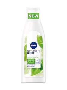 NIVEA - Naturally Good Cleansing Milk -puhdistusemulsio 200 ml - null | Stockmann
