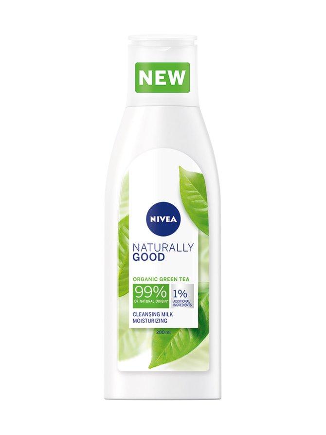 Naturally Good Cleansing Milk -puhdistusemulsio 200 ml