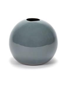 Serax - Anita Ball Vase XL -maljakko 5 x 15 cm - BLUE (SININEN) | Stockmann